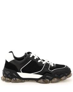 Diamond X Low-Top Sneakers