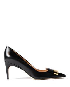 Sr1 nappa mid heel pumps