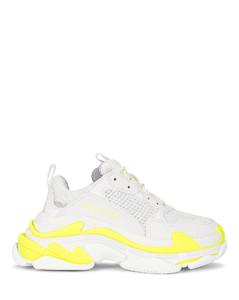 Triple S Sneakers in White