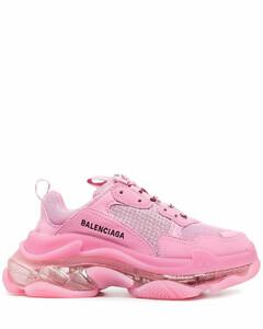 Triple S chunky sneakers