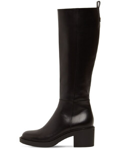 45mm Ollie Leather Tall Boots