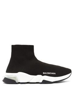 Speed 2.0 bubble-heel trainers