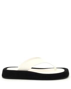 Viv Skate Leather Sneakers
