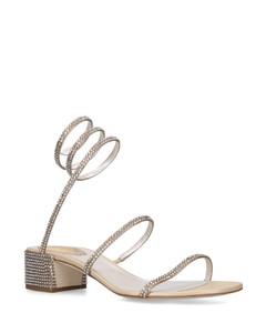 Embellished Cleo Sandals 40