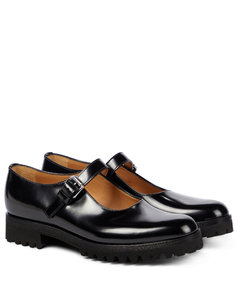 x Church's leather Mary Janes