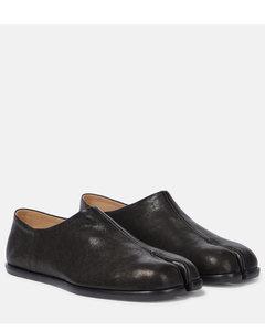 Tabi皮革鞋履