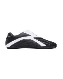 黑色&白色Zen运动鞋