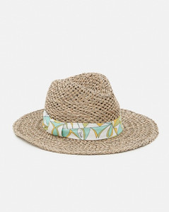 sandal in smooth leather and laminated leather