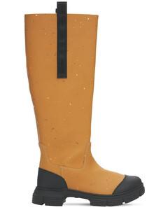 45mm Tall Rubber Rain Boots