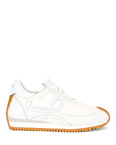 Flow Runner Sneaker in White