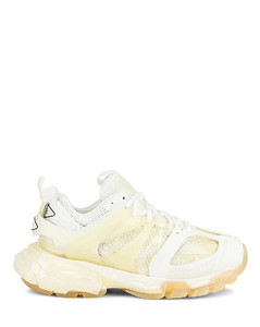 Track Clearsole Sneakers in White
