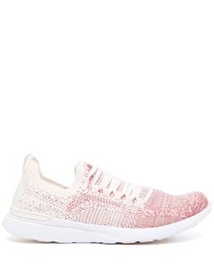 Sneaker Viv' Run Strass Buckle