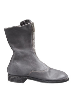 310 Front Zipped Army Boots
