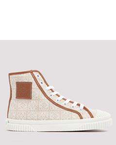 Anagram high top sneakers