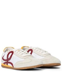 Ballet Runner皮革运动鞋