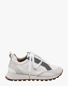 Nylon sneakers