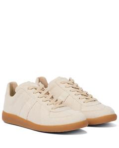 Replica亚麻运动鞋