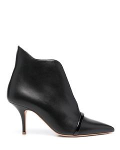 Suede Tech & Metallic Retro Sneaker