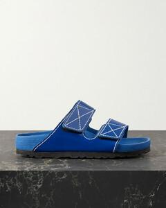 Birkenstock Arizona Patent-leather Sandals