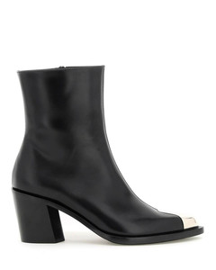 RenéCaovilla Embellished Ankle Boots