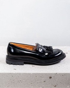 pansy loafers with tassels