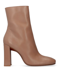 Elliot Leather Ankle Boots