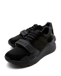 Ladies Regis Black Sneaker