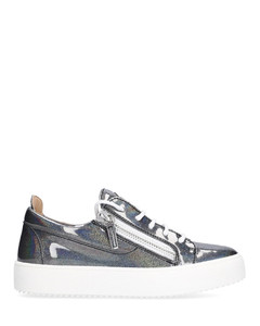 Low-Top Sneakers FRANKIE patent leather