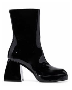 Alessandra绑带穆勒鞋