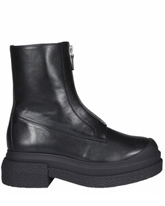 Charli Font-Zipped Ankle Boots
