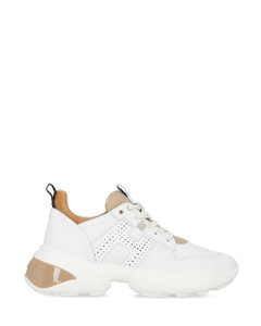 Fringed croco print loafers