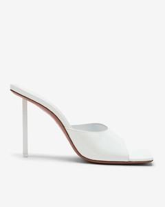 Flatform Leather Chelsea Boots