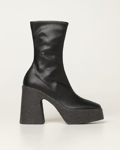 Skyla ankle boots in synthetic leather