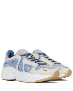 人造绒面革运动鞋