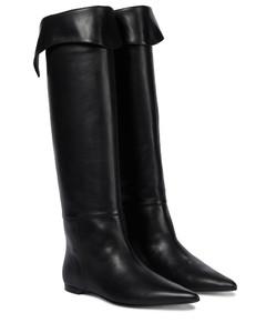 Castarika 85 champignon suede ankle boots