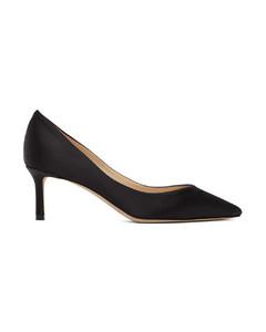 SSENSE发售黑色Romy 60中跟鞋