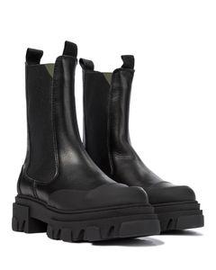 Mytheresa发售 — 皮革及踝靴
