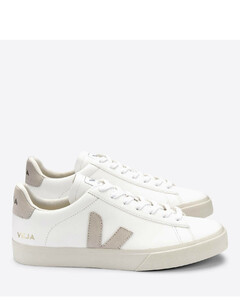 Women's Campo Chrome Free Trainers - Extra White/Natural/Butter Sole