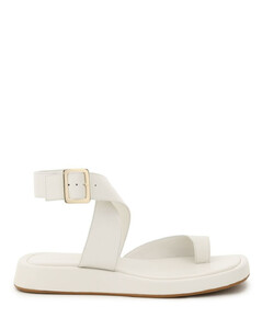 Sandals Gia Rhw for Women White