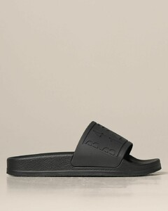 rubber flat sandal
