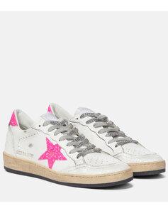 Ball Star皮革运动鞋