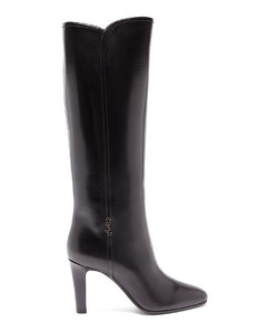 Jane knee-high leather boots
