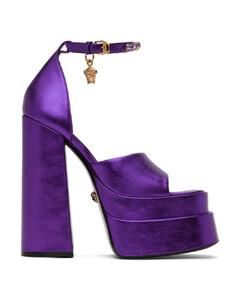 黑色Valentino Garavani Rope孟克鞋
