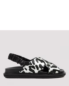 Leather Fussbet Sandals