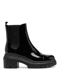 Norah Leather Ankle Boots