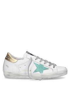 Low-Top Sneakers SUPER-STAR calfskin