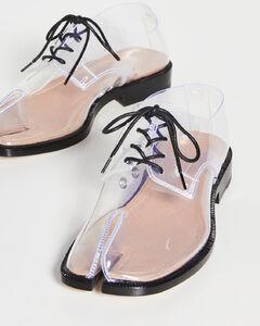Tabi系带鞋