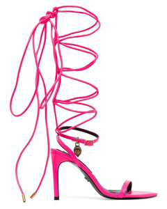 90mm Shine Rubber Tall Boots