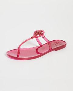 Mini Miller夹趾凉鞋