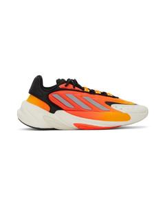 橙色Ozelia运动鞋